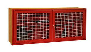 Щит пожарный закрытого типа ЩПЗ (решетка) (1250х550х300)