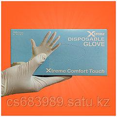 Перчатки латексные (Малайзия, размер L) +77758242563