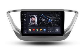 Автомагнитола Teyes CC3 Hyundai Solaris 2 2017-2018