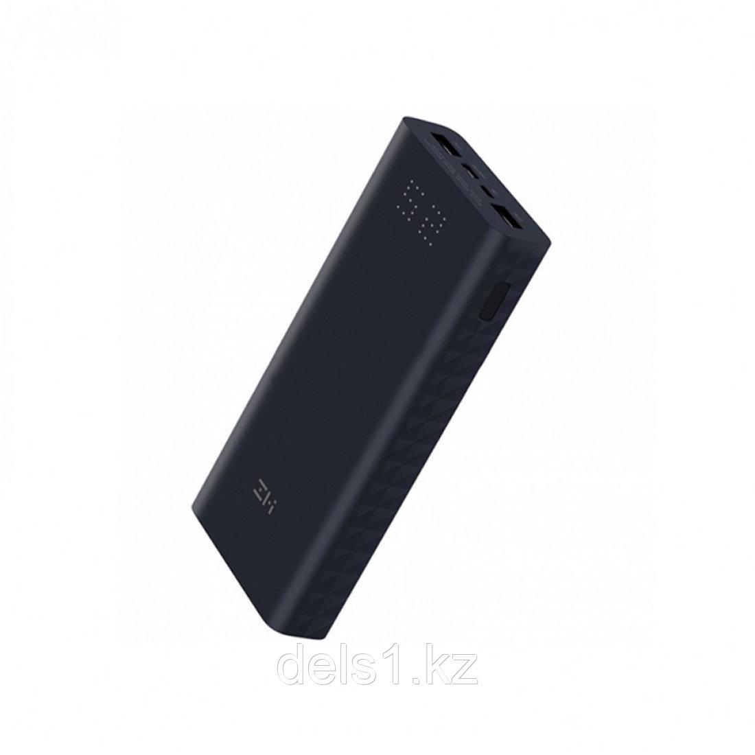 Портативное зарядное устройство Xiaomi ZMi QB822 Power Bank 20000mAh Aura (27W) Чёрный