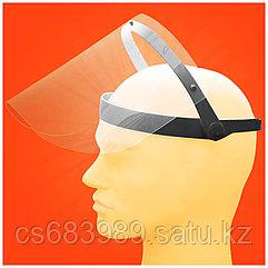 Защитный щиток экран лицевой, откидной, антизапотевающий +77758242563