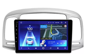 Автомагнитола Teyes CC2L Plus Hyundai Accent 3 2006-2011 2Gb+32Gb