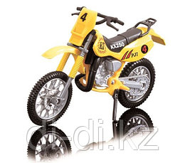 Dickie Toys Кроссовый мотоцикл 12см 8 вариантов 3341004
