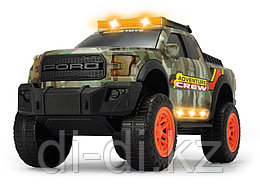 Dickie Toys Машинка Adventure Ford F150 Raptor 33см свет звук 3756001