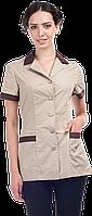 Блузка женская Universal бежевый