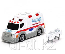 Dickie Toys Машинка скорой помощи  15см свет звук 3302004