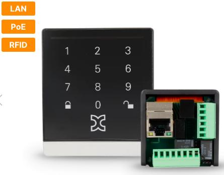Сетевой считыватель StarterSet DoorLock-WA3-IP (MIFARE® DESFire)