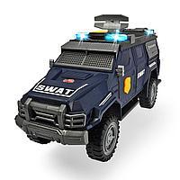 Dickie Toys Машинка Спецназа моторизированная  40 см  свет звук 3308374