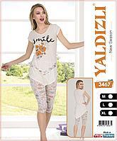 "Комплект одежды для дома марки ""YALDIZLI"""
