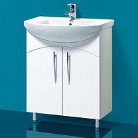Тумба для ванной «Акваль Палермо» 70 см. Умывальник в комплекте: «Палермо 70»