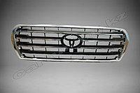 Решетка радиатора BLACK для Toyota Land Cruiser 200 2012-2015г.