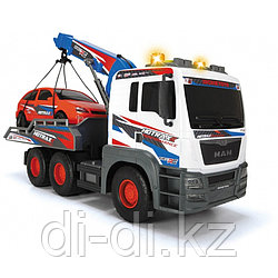 Dickie Toys Эвакуатор MAN, 55 см свет звук 3749025