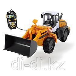 Dickie Toys Экскаватор Liebherr  40 см свет звук 3728001