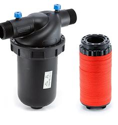 Фильтры для систем капельного полива