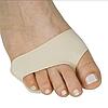 Эластичный бандаж для передний части стопы силиконовой подушкой.