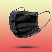 Черные маски от 15тг