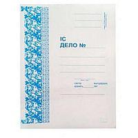 Папка- скоросшиватель для бумаги формата А4 из картона