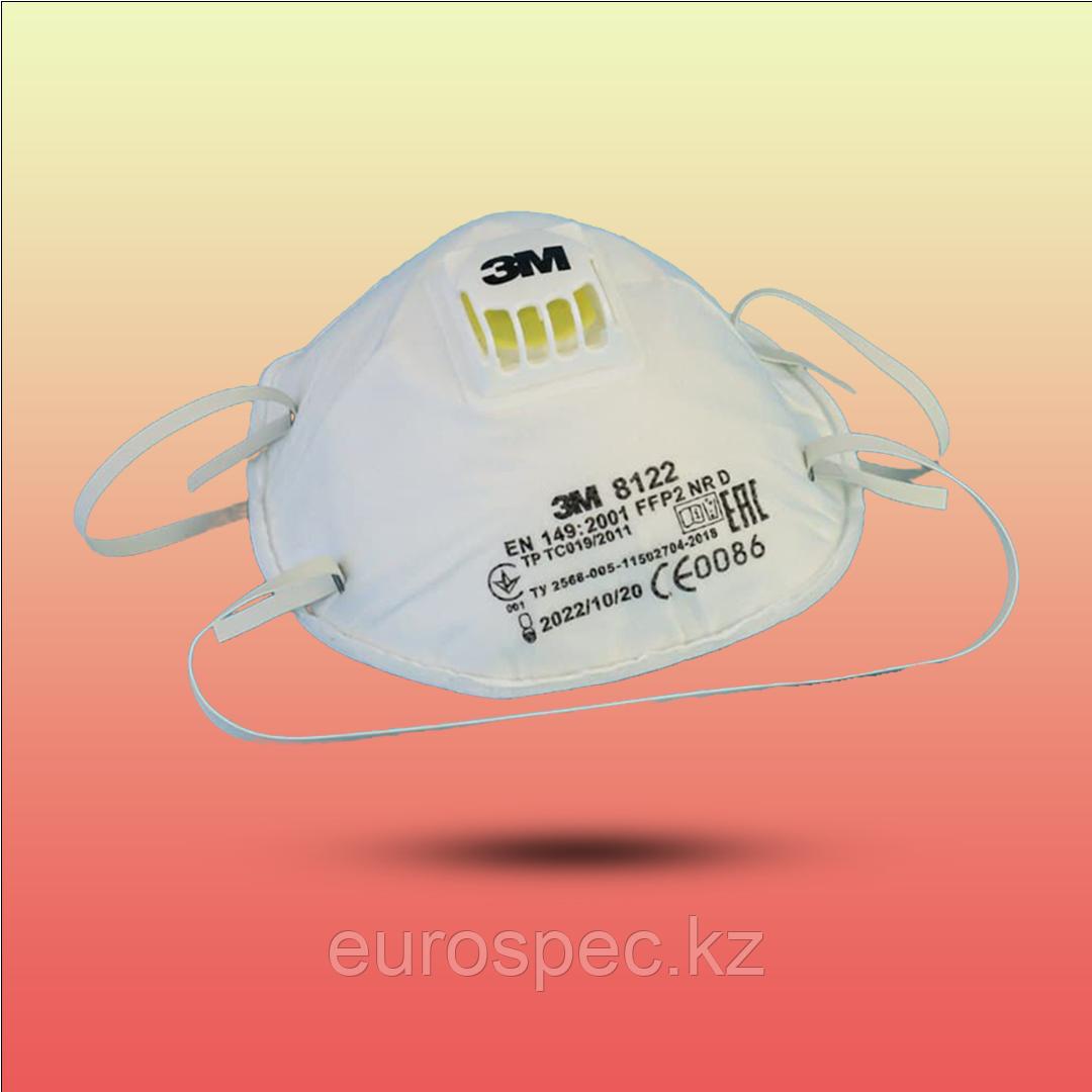 Респиратор 3М 8122 FFP2 от 290 тенге
