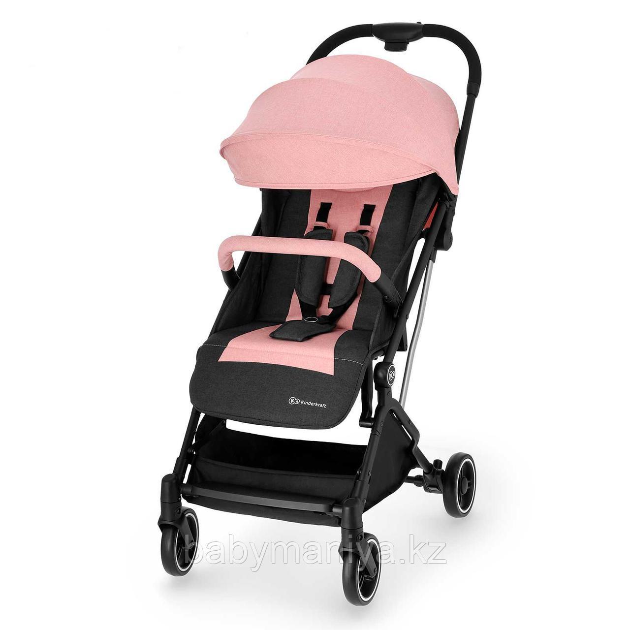 Коляска прогулочная Kinderkraft  INDY Pink