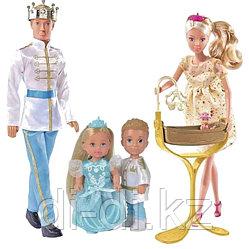 Куклы Steffi love Беременная королевская семья 5733184