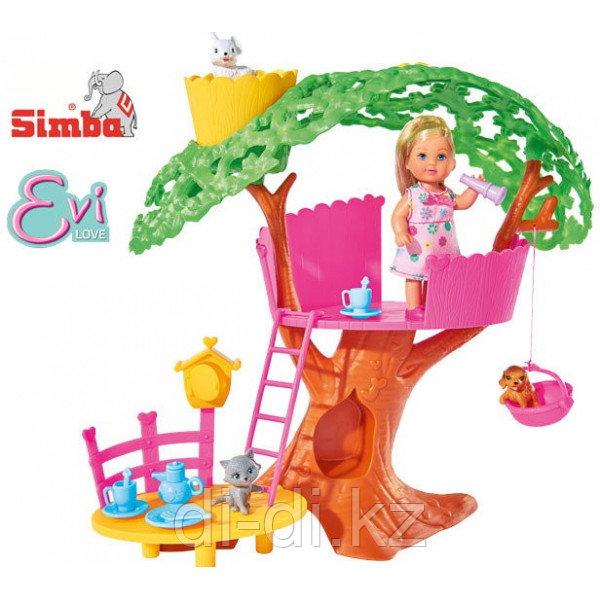 Куклы Steffi love Еви. Домик на дереве 5734881