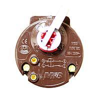 Термостат стержневой TBS 16A, 70°С/термозащита на 83°С, 275мм, с ручкой, 250V, фото 2