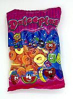 """Жевательный мармелад """"Персиковое кольцо"""" Dulceplus Испания 1 кг"""