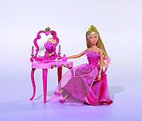 Куклы Steffi love Принцесса+столик 5733197