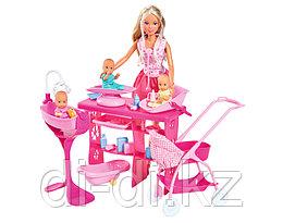 Куклы Steffi love Штеффи с 3мя малышами 5733212