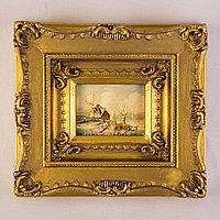 Современная интерьерная картина в голландском стиле.