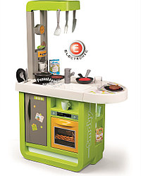 Smoby Детская кухня Cherry звук 25акс. 310909