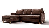 Диван угловой TALISMAN (цвет коричневый)