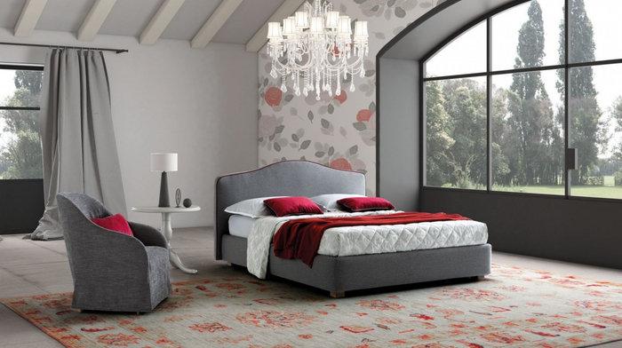 Кровать двуспальная FLORIDA