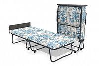 Раскладная кровать ПРЕСТИЖ (1905*800*440), основание-сетка, до 150 кг. Оптом и в розницу.