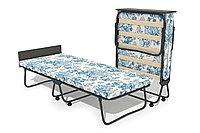 Раскладная кровать ПРЕСТИЖ -2 (1905*800*440), основание-ламели, до 120 кг, матрас. Оптом и в розницу.