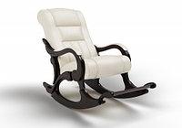 Кресло-качалка Родос (оптом и в розницу) экокожа цвет крем