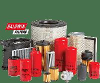 Baldwin Filter расходники для спецтехники (Воздушный, топливный, Масляный и гидравлические фильтра).