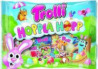Набор сладостей Зайчики Trolli Hoppla hopp 450 гр.