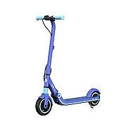 Электросамокат детский Ninebot KickScooter E8 Фиолетовый, фото 3