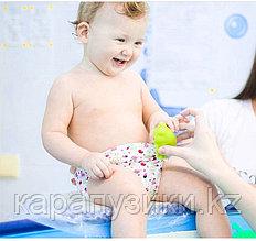 Подгузники  для бассейна яблочки