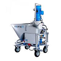 Штукатурный агрегат (штукатурная станция) Калета (Kaleta)