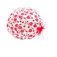 Подгузники для плавания многоразовые ягодки до 7 кг, фото 3