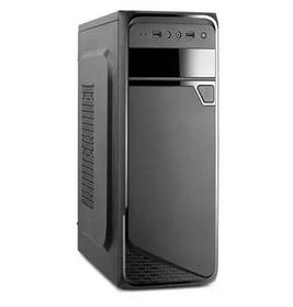 Корпус Wintek K1008, 45 mm, 2xUSB 2.0 + HD-Audio