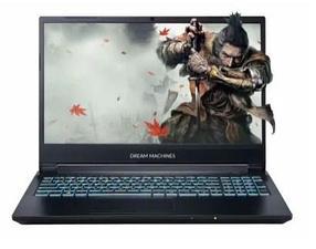 Игровой ноутбук Dream Machines G1650-15KZ02
