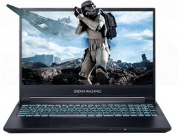 Игровой ноутбук Dream Machines G1650-15XX09