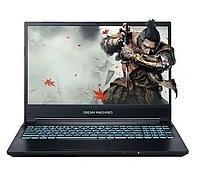 Игровой ноутбук Dream Machines G1660Ti-15KZ02