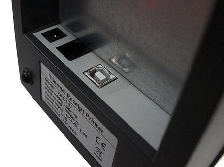 Термопринтер Smart KP302-U, фото 2