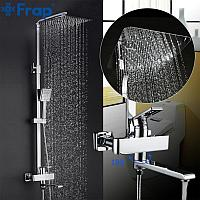 Душевая система Frap F2415-2  излив переключатель на лейку или верхний душ, фото 1