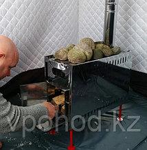 Печь INTENT баня /палатка