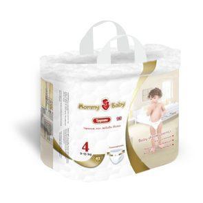 Трусики Mommy Baby размер 4 (L) (9-15кг) 42 штуки